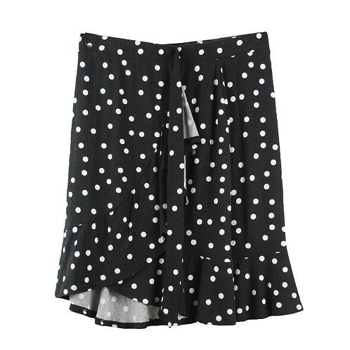 M | ASOS חצאית קצרה מנוקדת