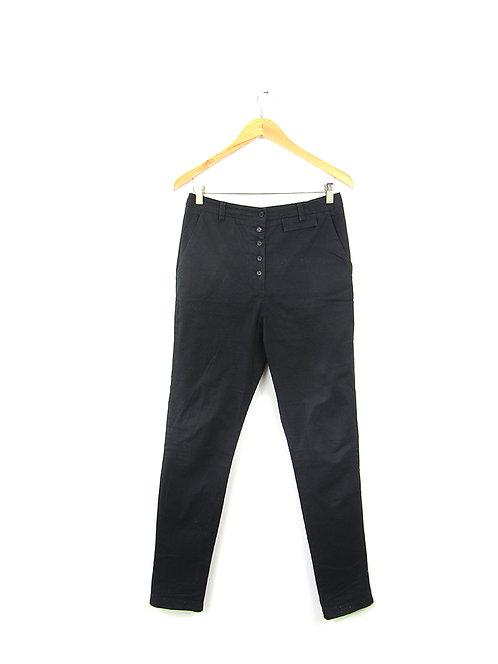 מידה 38 KARINA A מכנסיים שחורים מחוייטים קולים