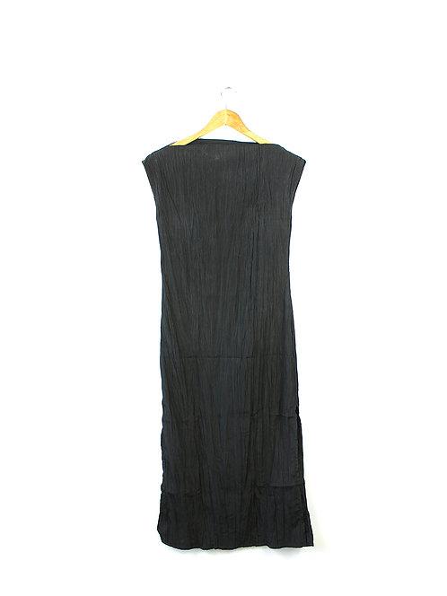 1- MIZO שמלה מקסי קרפ
