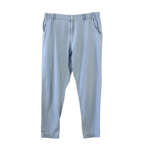 L | BONPOINT מכנסי ג׳ינס דקיקים