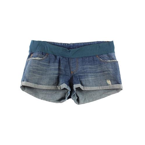 L | asos ג׳ינס קצר הריון