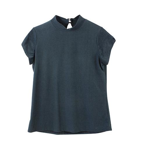 L  | HAGIT TASSA חולצה חצי גולף