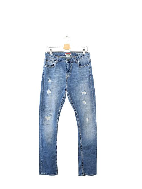 ג'ינס בויפרנד קרעים | 38