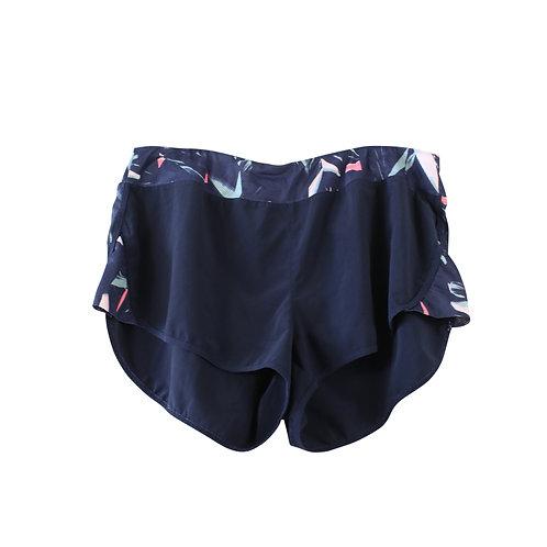 L   DOMYOS מכנסי אימון קצרים