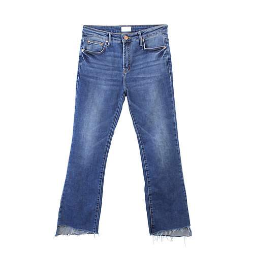 S/M | MOTHER Looker ankle Eray Jeans