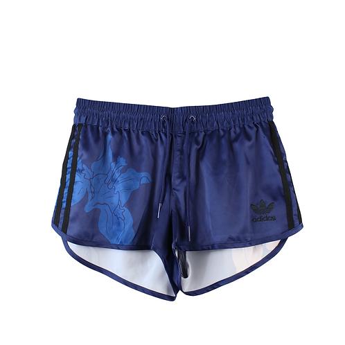 XS | ADIDAS מכנסי ריצה כחולים