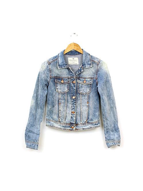 S-M ג'קט ג'ינס