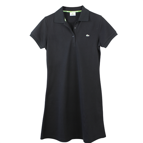 M   Lacoste שמלה שחורה
