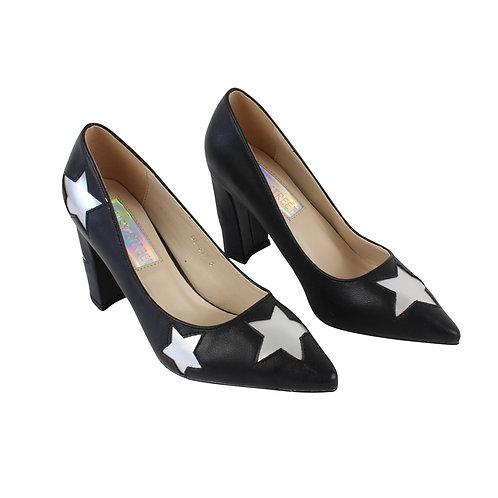 38 | DAISY STREET נעלי עקב כוכבים