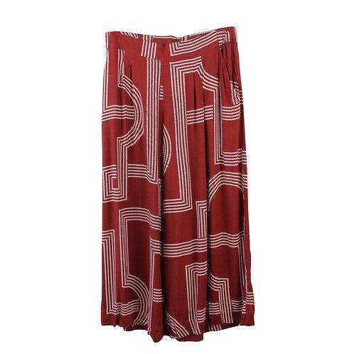 XL   H&M מכנסיים עם כיסים