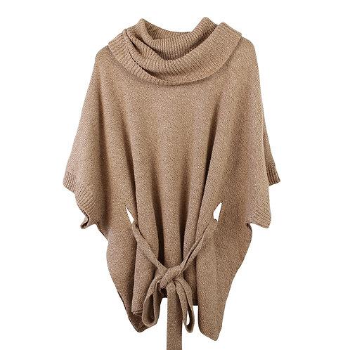 S | H&M סוודר שכמיה