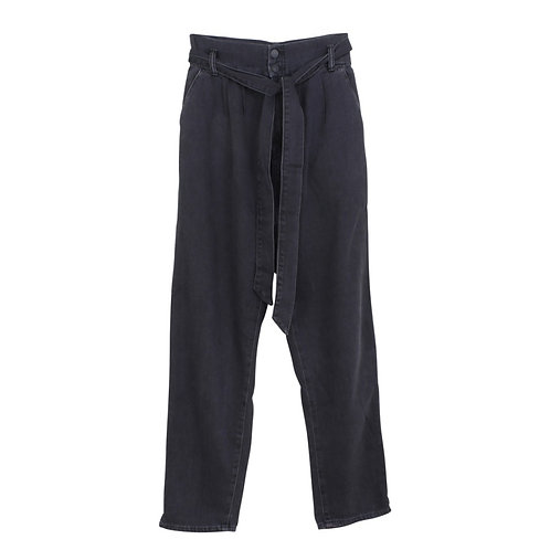 S | AllSaints ralita paperbag jeans