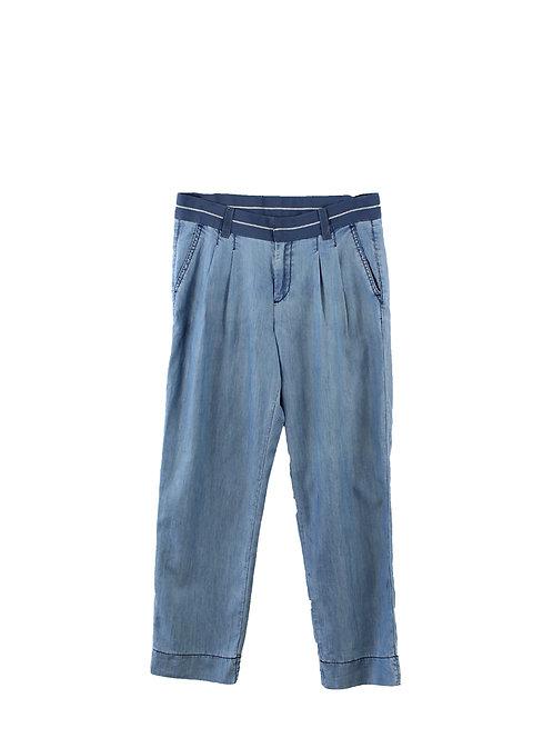 M   LIU JO מכנסיים עם כיסים