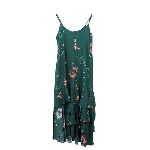 S/M   GOVANA שמלה פרחונית
