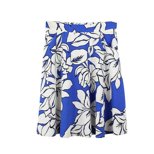 S | חצאית פרחים נעמה בצלאל