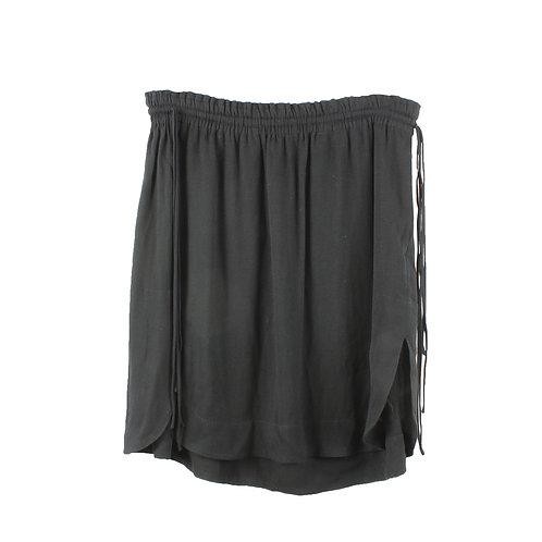 L | ISABEL MARANT חצאית מידי שרוכים