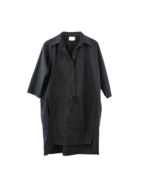 L | Little Street שמלה שחורה אוברסייז