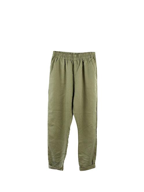 S | anjaly מכנסיים עם כיסים