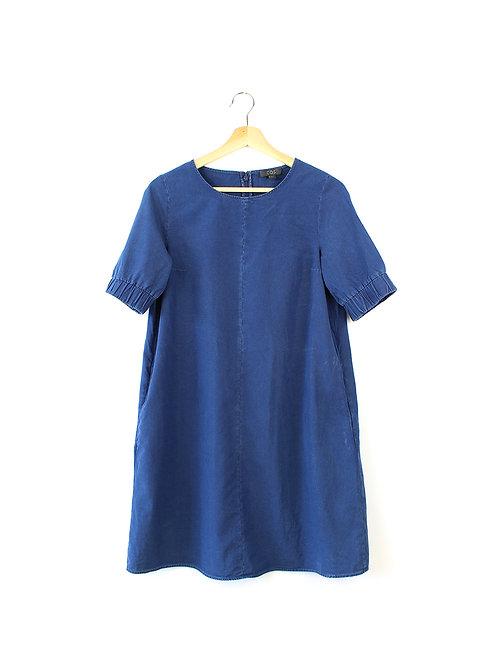 34 -COS שמלת אוברסייז ג׳ינס