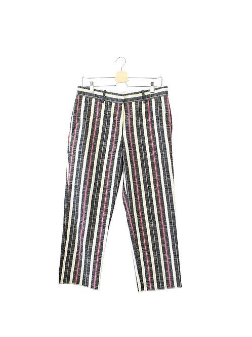 40 -Isabel Marant מכנסי פסים