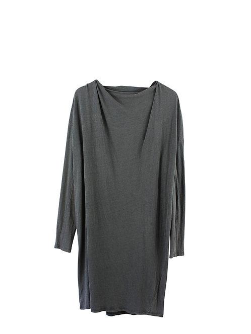 M | American Vintage שמלה אפורה