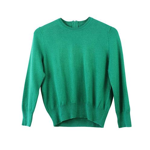 M | ISABEL MARANT ETOILE סריג ירוק קצר