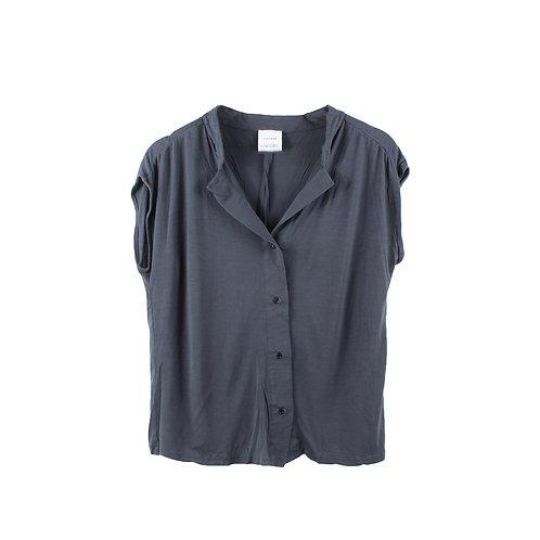 S | ZUCKER  חולצת קרופ רכה