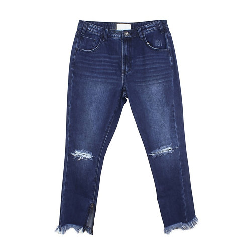 M | ONE TEASPOON HIGH WAIST FREEBIRD ג׳ינס