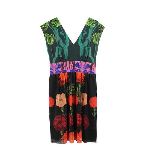 L   DESIGUAL שמלה
