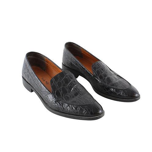 37.5 |  Everlane נעלי לאופרס שחורים