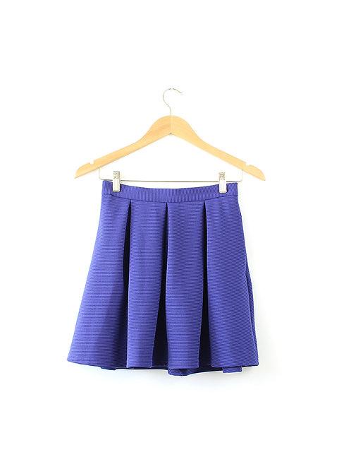 36- חצאית סגולה