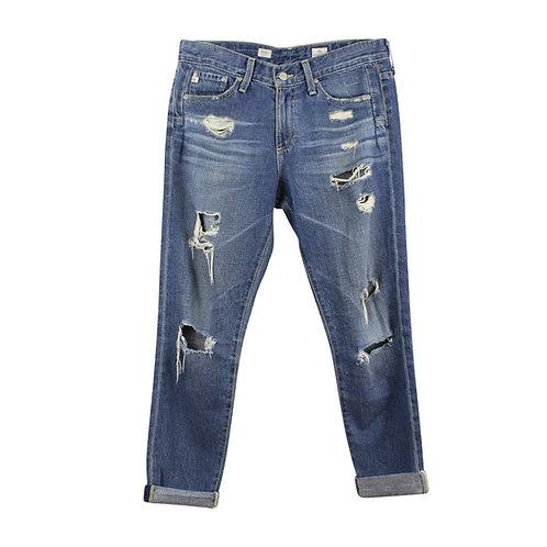 S/M | AG slouchy skinny ג׳ינס
