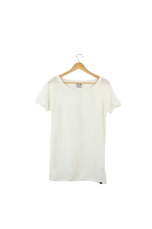 XS -NIKE חולצת רשת