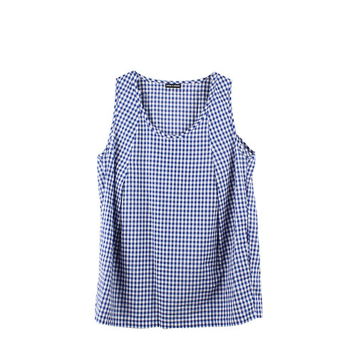 M/L | SARAH BRAUN חולצת משבצות ארוכה