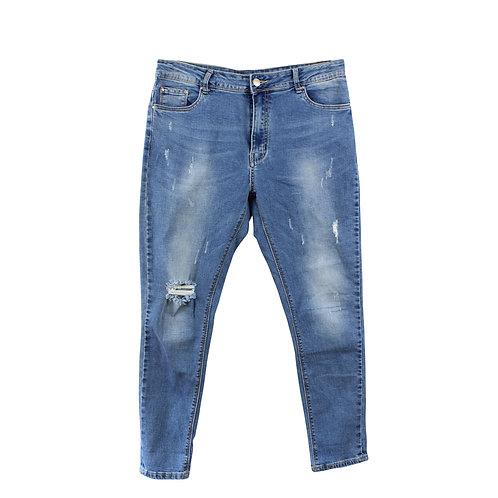 L    ג׳ינס ווש כתמים