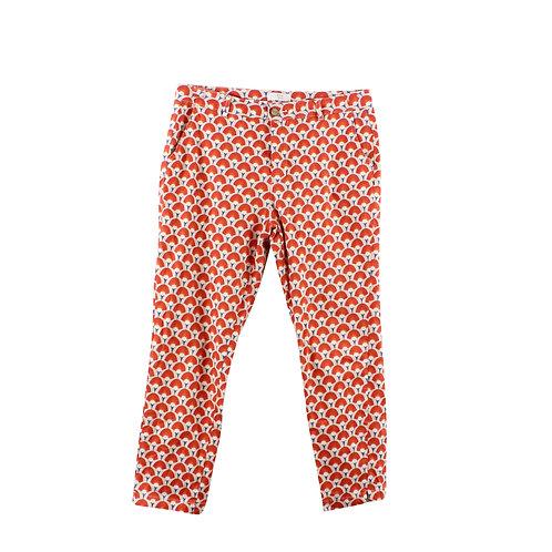 L\XL | SARAH JOHN מכנסיים עם הדפס