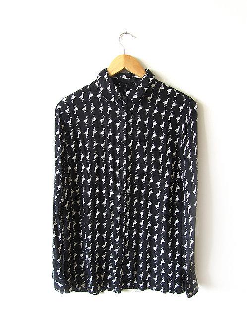 38 חולצת פלמינגו מידה