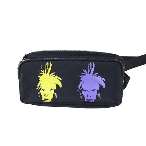 Calvin Klein Andy Warhol   Print Belt Bag