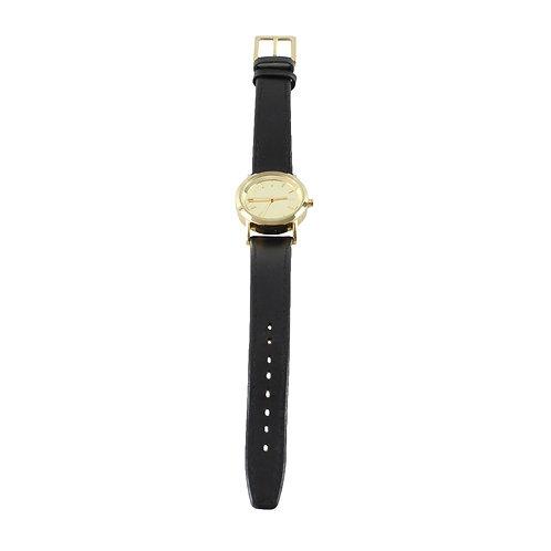 DKNY   שעון יד רצועת עור