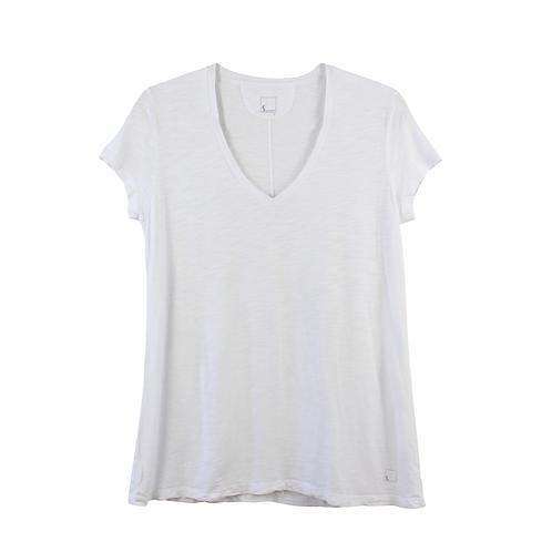 S\M | S.Wear חולצת טי לבנה