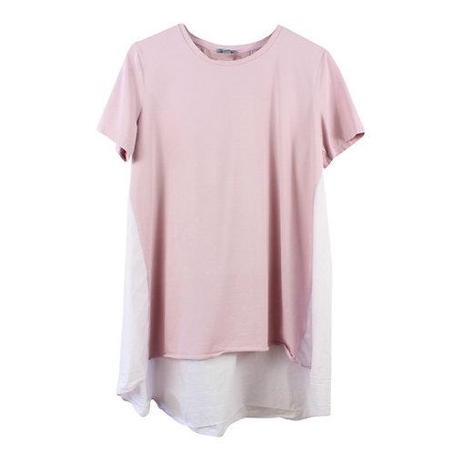 M/L | COS חולצה משולבת