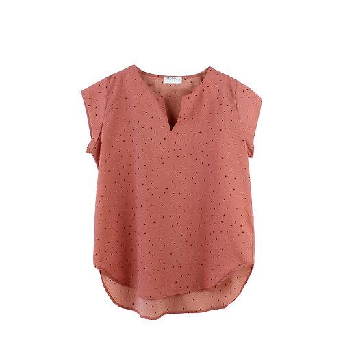 M | MOMA חולצת נינה אפרסק