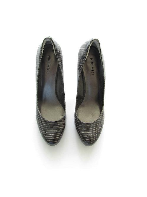נעלי עקב מידה 7.5