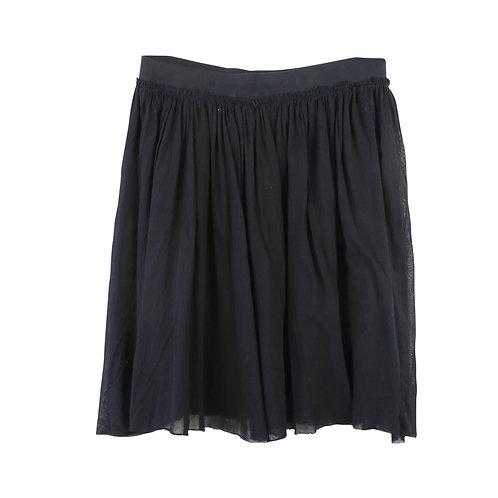 L DANZA חצאית כותנה