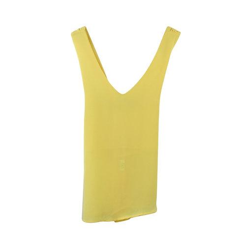 M | MISS MISS חולצה צהובה