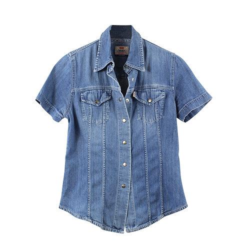 S   LEVIS חולצת ג׳ינס
