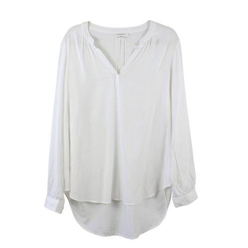 L | Beachlunchlounge חולצה ויסקוזה לבנה