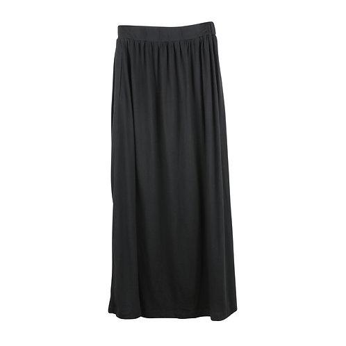 XS   MUJI חצאית טריקו