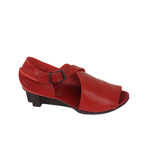 39 | trippen Horizon red  סנדלים