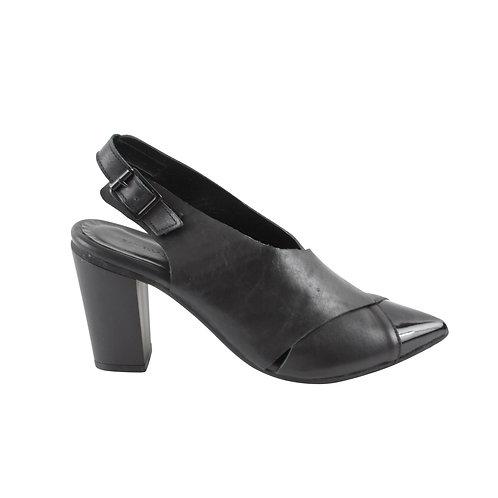39   DANIELLA LEHAVI נעלי עקב שחור